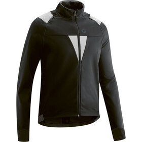 Gonso Asson Veste Softshell À Manches Amovibles Homme, black